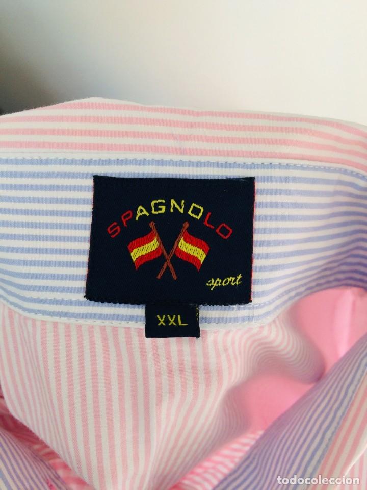 Segunda Mano: Camisa Spagnolo Talla XL - Foto 4 - 180500087