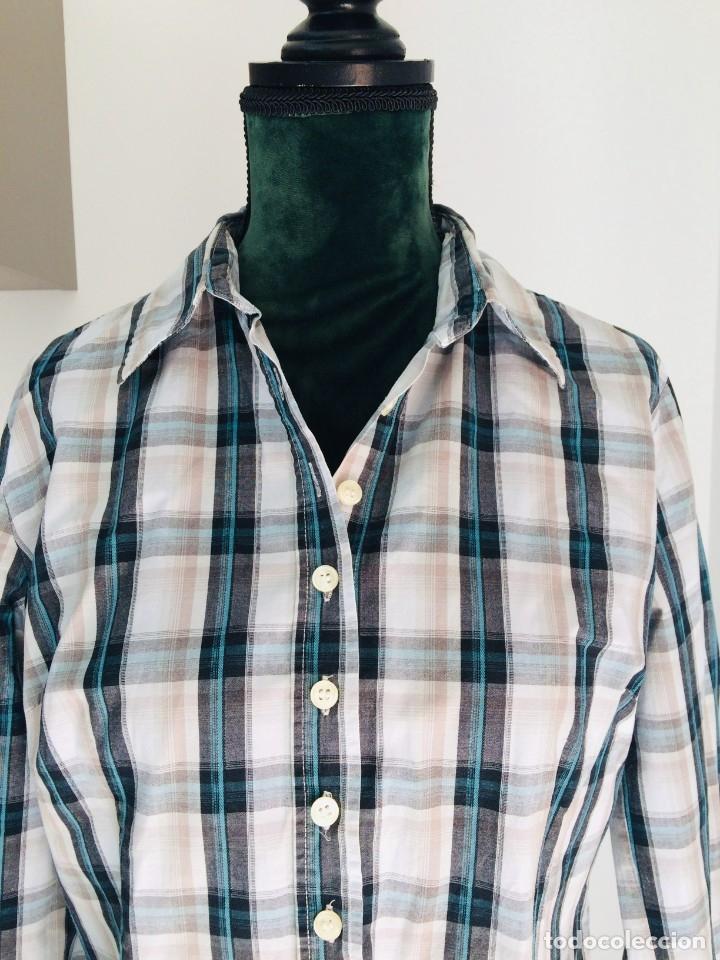 Segunda Mano: Camisa Escocesa Talla L - Foto 2 - 180500268