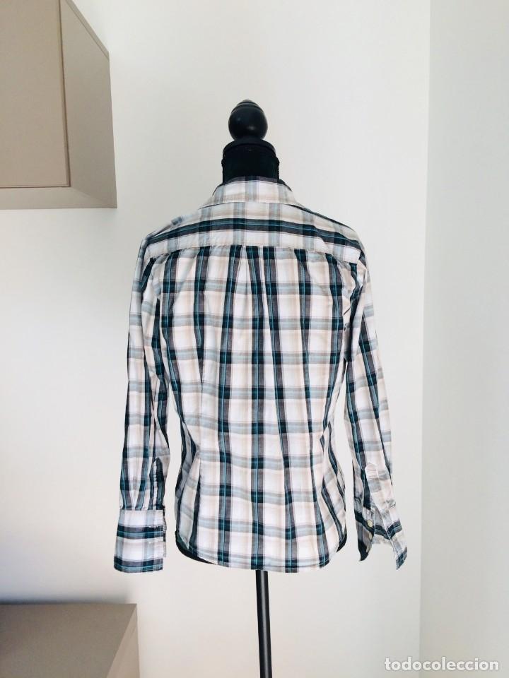 Segunda Mano: Camisa Escocesa Talla L - Foto 3 - 180500268