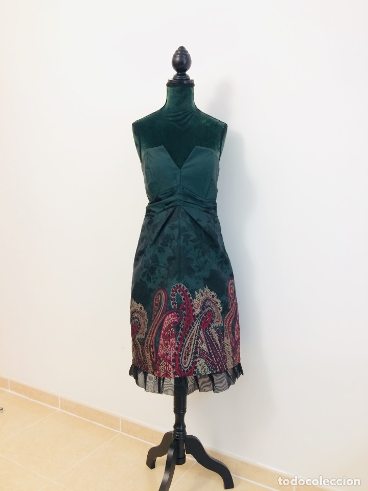 Segunda Mano: Vestido Barroco Talla M - Foto 2 - 181516801