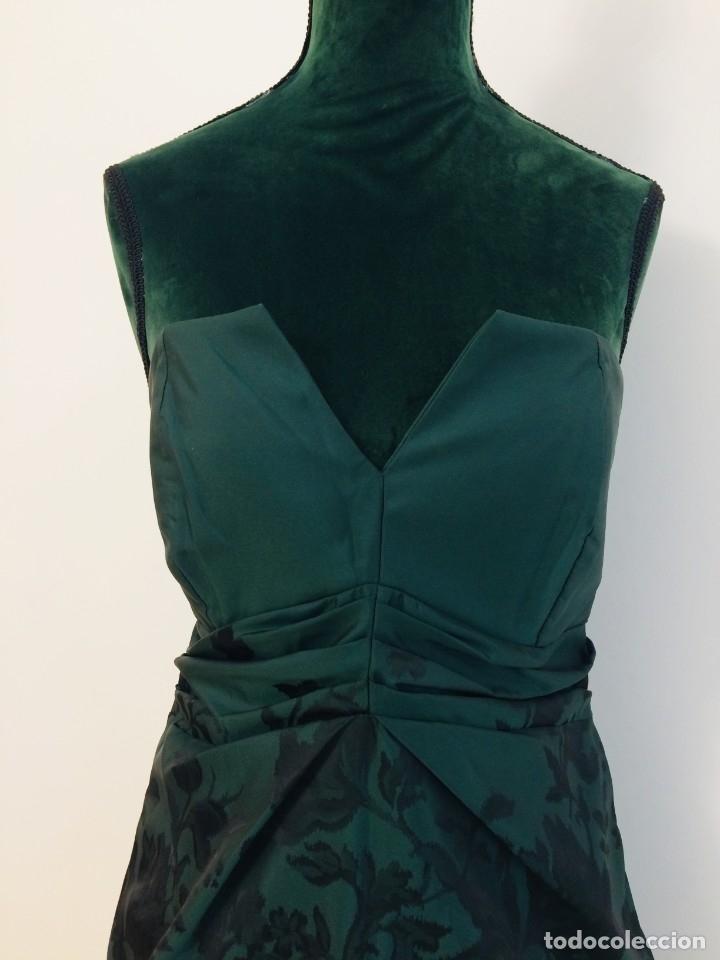 Segunda Mano: Vestido Barroco Talla M - Foto 3 - 181516801