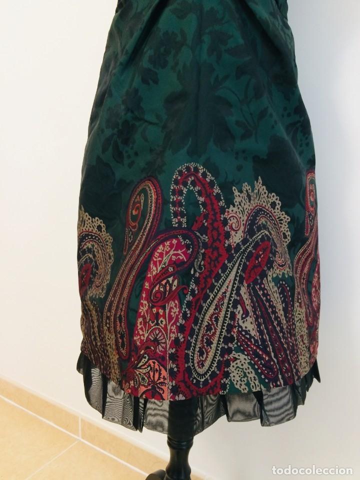 Segunda Mano: Vestido Barroco Talla M - Foto 4 - 181516801