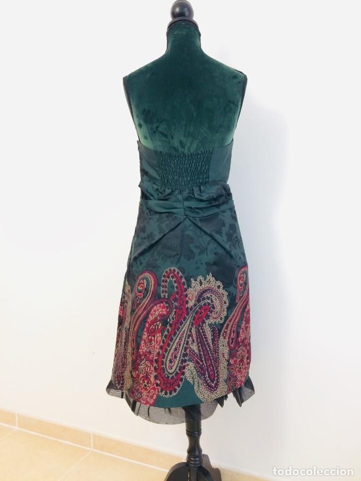 Segunda Mano: Vestido Barroco Talla M - Foto 5 - 181516801