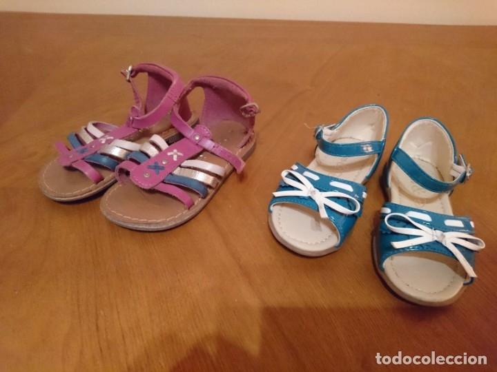 Segunda Mano: Lote Zapatos y Botas de Niña - Foto 3 - 182115018