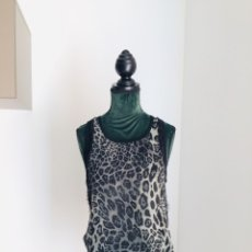 Segunda Mano: TOP ANIMAL PRINT TALLA M. Lote 182791176