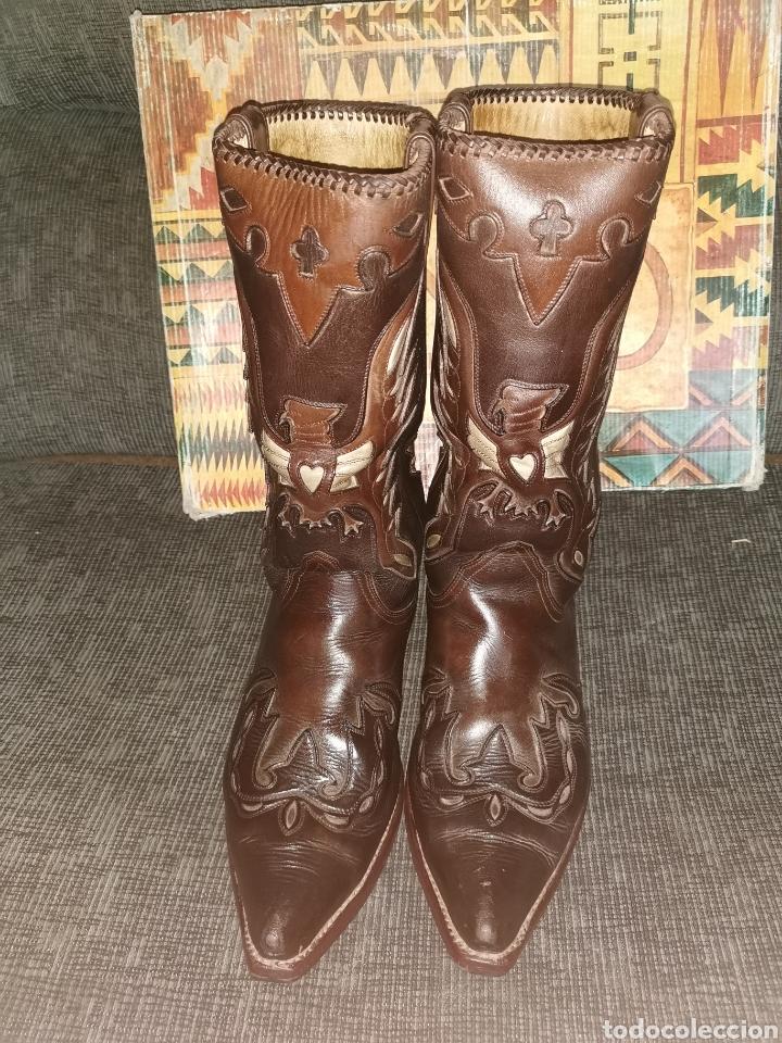 Segunda Mano: Espectaculares botas de country. Sancho. - Foto 2 - 182867815
