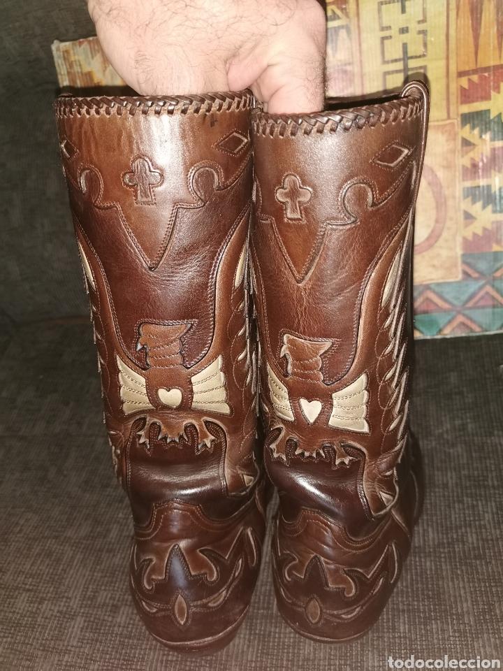 Segunda Mano: Espectaculares botas de country. Sancho. - Foto 3 - 182867815