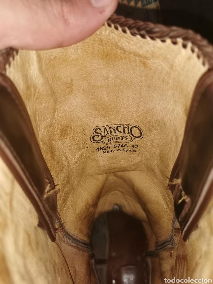 Segunda Mano: Espectaculares botas de country. Sancho. - Foto 4 - 182867815