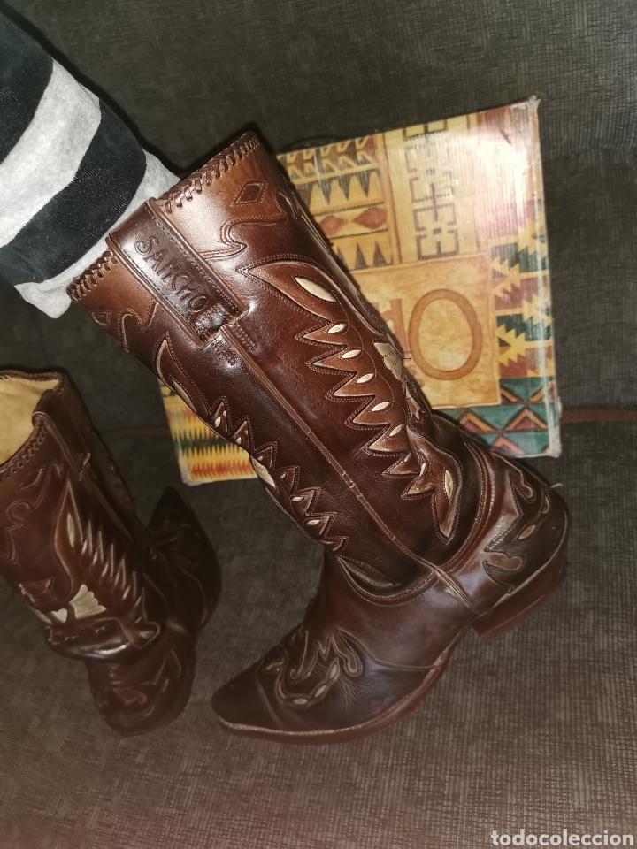 Segunda Mano: Espectaculares botas de country. Sancho. - Foto 7 - 182867815