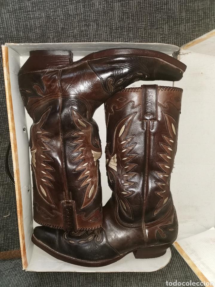 Segunda Mano: Espectaculares botas de country. Sancho. - Foto 8 - 182867815