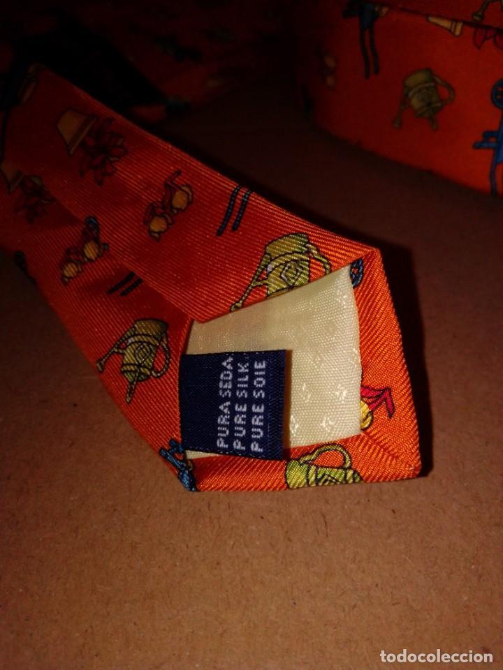 Segunda Mano: Original corbata de seda. Smart Nyman. El Corte Inglés. - Foto 4 - 183781728