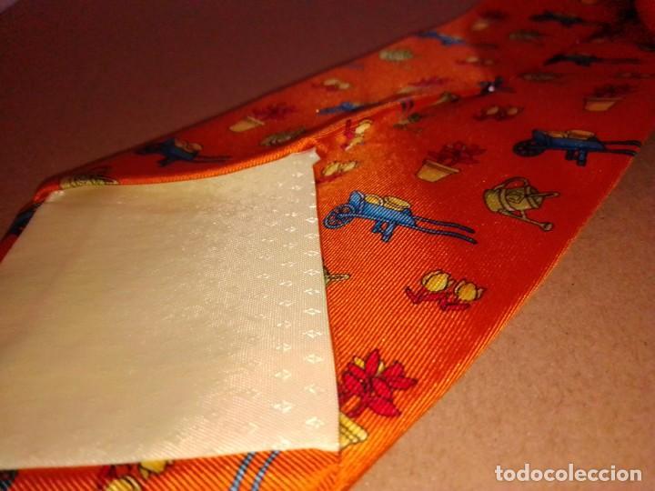 Segunda Mano: Original corbata de seda. Smart Nyman. El Corte Inglés. - Foto 5 - 183781728