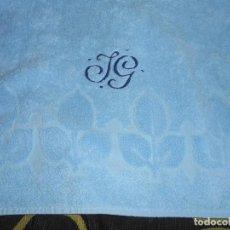 Segunda Mano: TOALLA SIRENA --MARCADA J G -. Lote 186288561