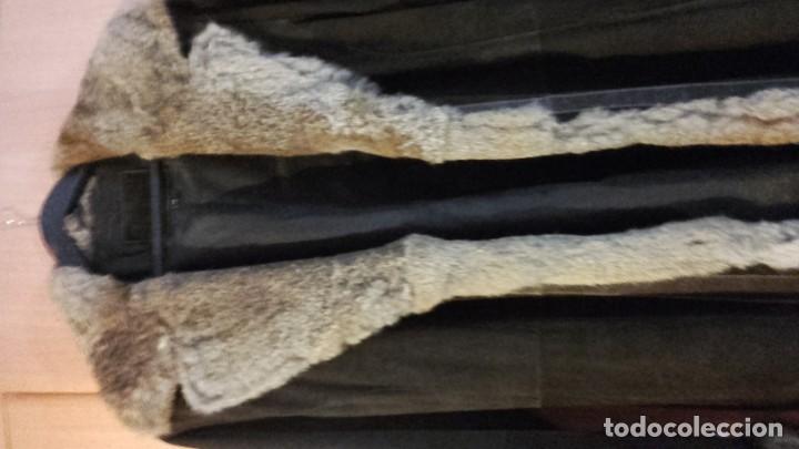 Segunda Mano: Abrigo de piel marron mujer - Foto 3 - 161514041