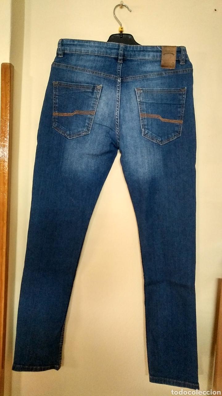 Pantalon Vaquero De Zara Nino Talla 11 12 Anos Comprar Ropa Y Complementos De Segunda Mano En Todocoleccion 194133031