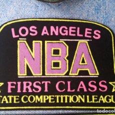 Segunda Mano: PARCHE TELA LOS ÁNGELES NBA . Lote 194195346