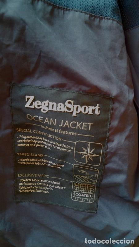 Segunda Mano: Chaqueta hombre ZEGNA Ocean talla L - Foto 6 - 194274450