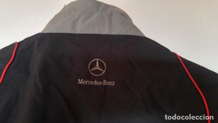 Segunda Mano: Chaqueta MERCEDES-BENZ Formula 1 talla L - Foto 4 - 194274787