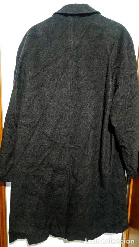 Segunda Mano: Abrigo hombre ARMANI Talla XXL (44R) , Cashmere - Foto 2 - 195138923