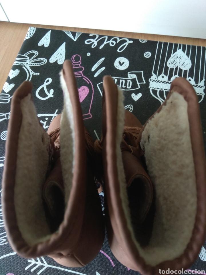 Segunda Mano: Botines mustang mujer marrones talla 36 - Foto 5 - 195201600