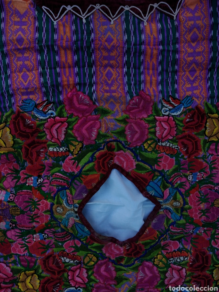Segunda Mano: Huipil bordado - Foto 3 - 195418665