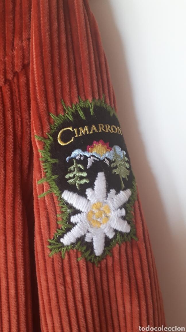 Segunda Mano: Chaqueta pana Cimarrón vintage - Foto 3 - 195472318