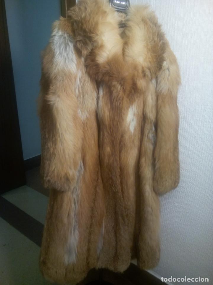 Segunda Mano: Abrigo piel zorro canadiense talla 44 46 impecable. - Foto 4 - 202917920