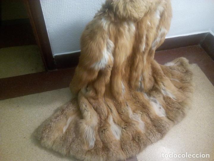 Segunda Mano: Abrigo piel zorro canadiense talla 44 46 impecable. - Foto 6 - 202917920