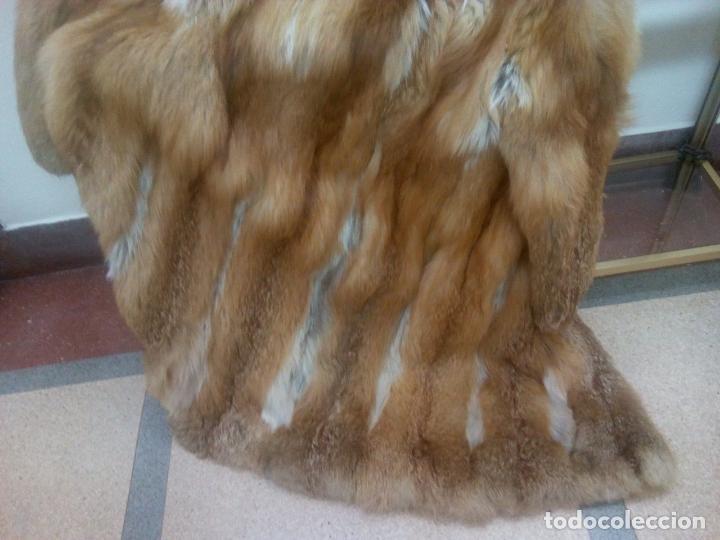 Segunda Mano: Abrigo piel zorro canadiense talla 44 46 impecable. - Foto 7 - 202917920