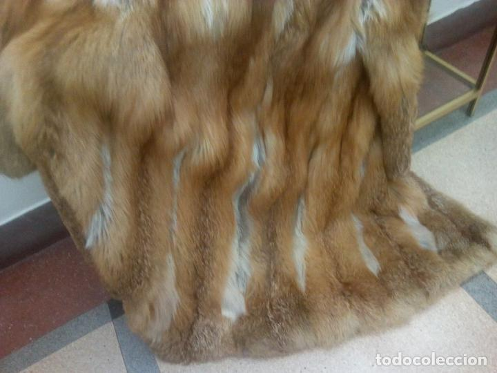 Segunda Mano: Abrigo piel zorro canadiense talla 44 46 impecable. - Foto 9 - 202917920