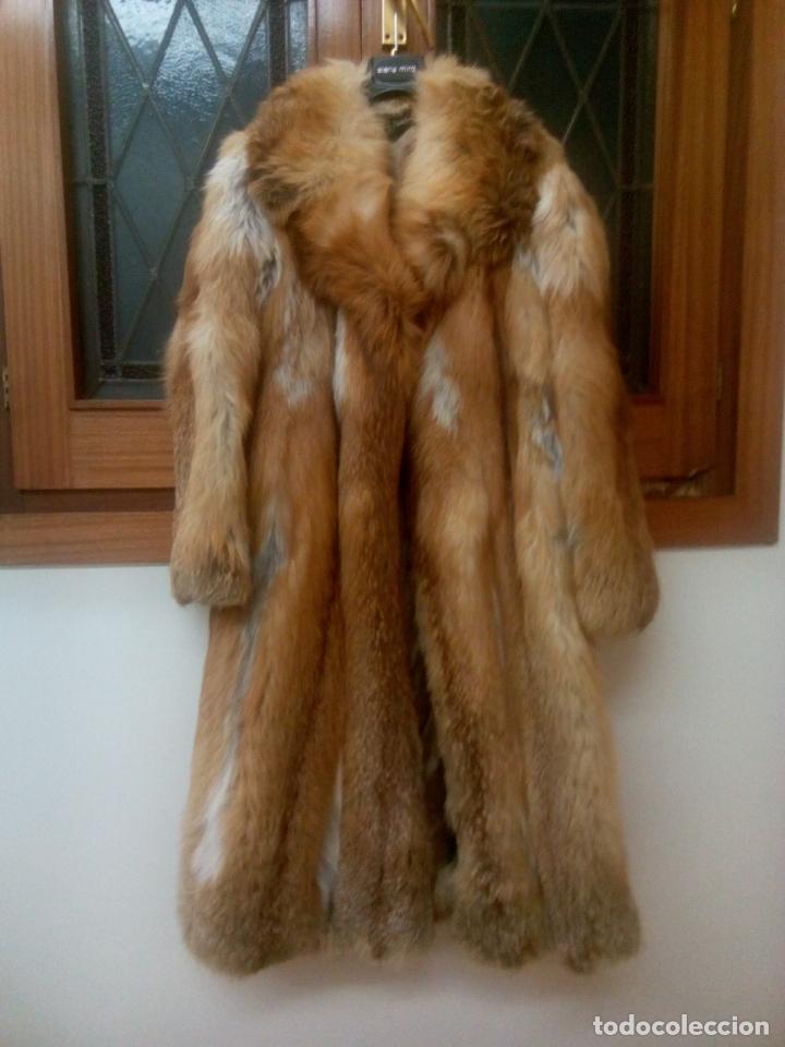 Segunda Mano: Abrigo piel zorro canadiense talla 44 46 impecable. - Foto 10 - 202917920