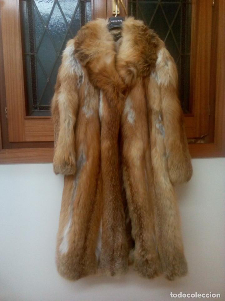 Segunda Mano: Abrigo piel zorro canadiense talla 44 46 impecable. - Foto 11 - 202917920