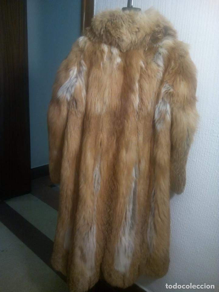 Segunda Mano: Abrigo piel zorro canadiense talla 44 46 impecable. - Foto 14 - 202917920