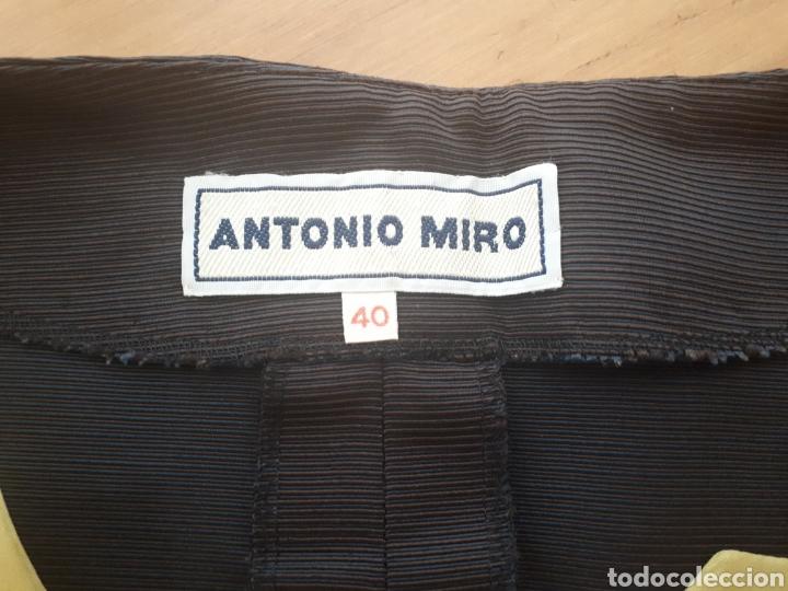 Segunda Mano: Vestido Antonio Miró talla 40 - Foto 6 - 203369372