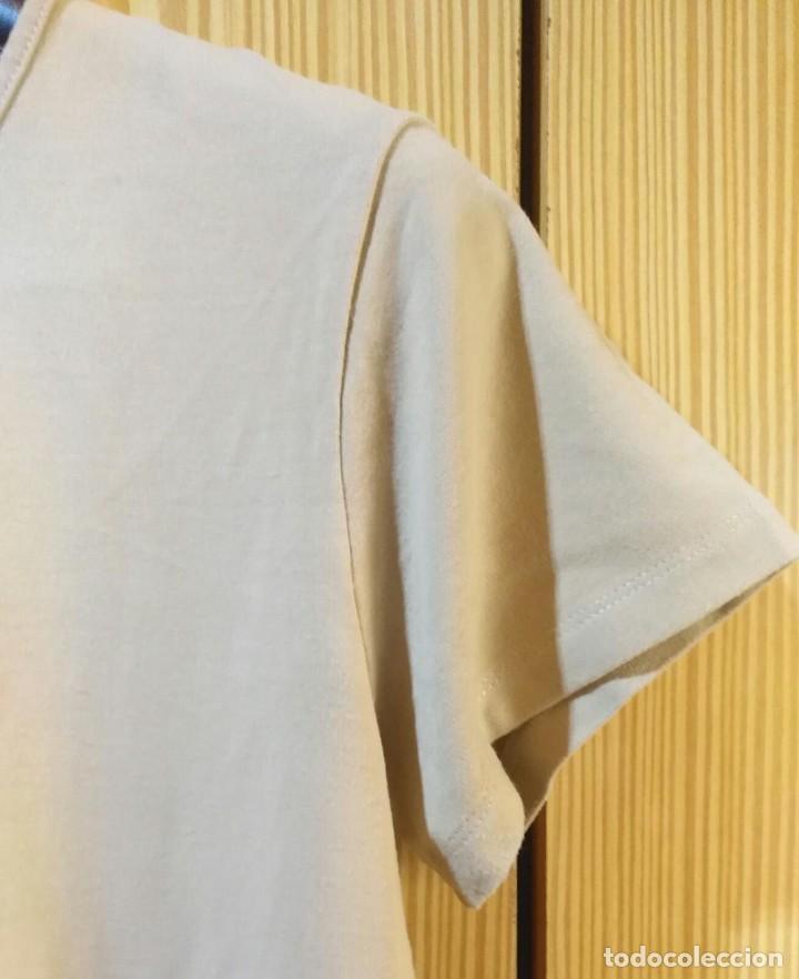Segunda Mano: RB 68 Camiseta manga corta beige PEH - Modal/Elastano - Medidas interior - Foto 3 - 210040271