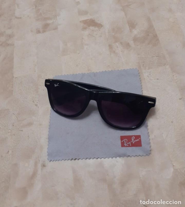 Segunda Mano: Gafas Rayban en su estuche original - Foto 2 - 211521930