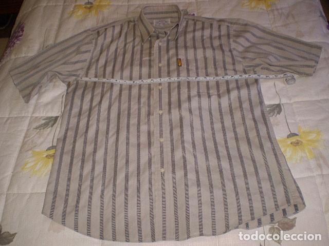 Segunda Mano: Lote 3 camisas de hombre en muy buen estado (Armani Jeans m/c, Ralph Lauren m/l, Tommy Hilfiger m/c) - Foto 2 - 213241466