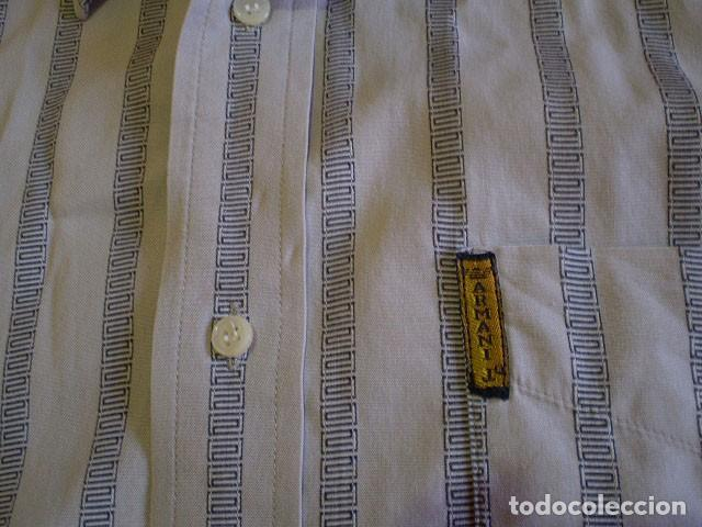 Segunda Mano: Lote 3 camisas de hombre en muy buen estado (Armani Jeans m/c, Ralph Lauren m/l, Tommy Hilfiger m/c) - Foto 3 - 213241466