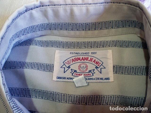 Segunda Mano: Lote 3 camisas de hombre en muy buen estado (Armani Jeans m/c, Ralph Lauren m/l, Tommy Hilfiger m/c) - Foto 4 - 213241466
