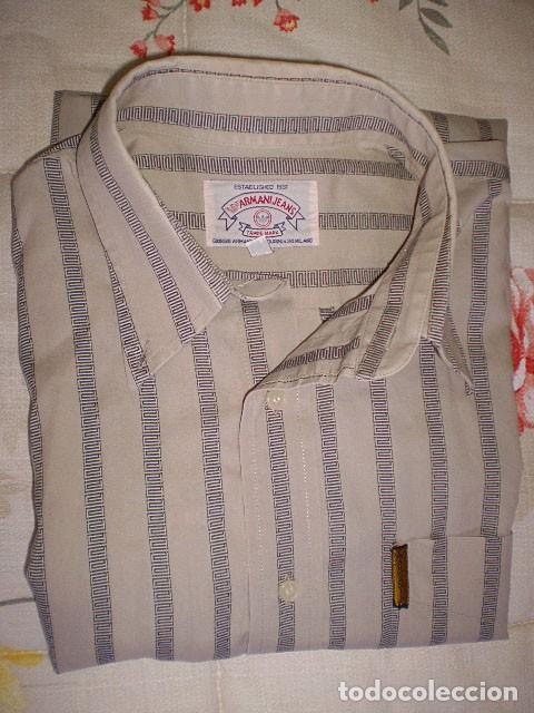 Segunda Mano: Lote 3 camisas de hombre en muy buen estado (Armani Jeans m/c, Ralph Lauren m/l, Tommy Hilfiger m/c) - Foto 6 - 213241466