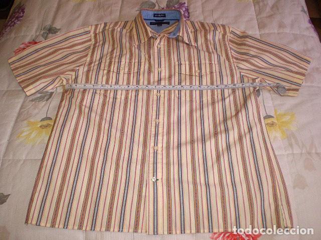 Segunda Mano: Lote 3 camisas de hombre en muy buen estado (Armani Jeans m/c, Ralph Lauren m/l, Tommy Hilfiger m/c) - Foto 12 - 213241466