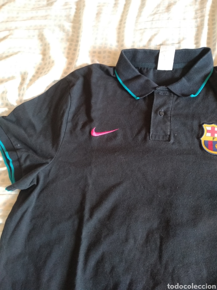 Segunda Mano: Camiseta polo Barça NIKE - Foto 3 - 214188176