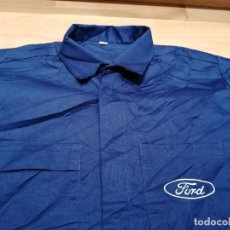 D'Occasion: CAMISA UNIFORME TRABAJO FORD (EXCLUSIVA EN TC) NUEVA. Lote 222255058
