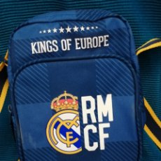 Segunda Mano: BANDOLERA, BOLSO REAL MADRID C. F.. Lote 222727056