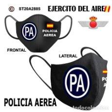 Segunda Mano: MASCARILLA EJERCITO DEL AIRE - PA - POLICIA AEREA. Lote 224769612