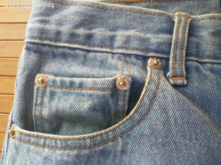 Segunda Mano: Pantalón Levis 501 W32 L34 Vaqueros Levi Strauss Desteñidos de fábrica - Foto 7 - 231555250