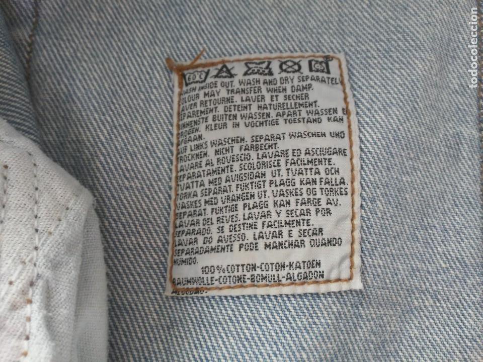 Segunda Mano: Pantalón Levis 501 W32 L34 Vaqueros Levi Strauss Desteñidos de fábrica - Foto 12 - 231555250
