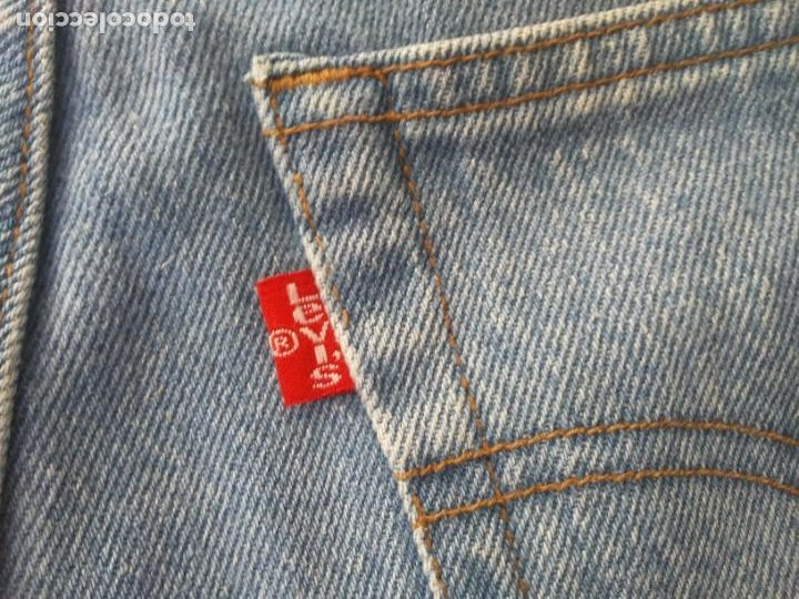 Segunda Mano: Pantalón Levis 501 W32 L34 Vaqueros Levi Strauss Desteñidos de fábrica - Foto 21 - 231555250