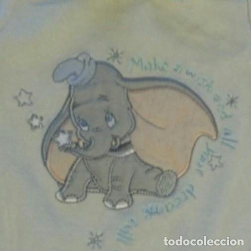 Segunda Mano: Pelele de la marca Disney con el dibujo de Dumbo. Para talla de 3 a 6 meses. Mas bonito al natural - Foto 2 - 236917410