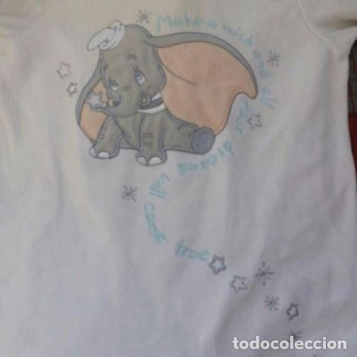Segunda Mano: Pelele de la marca Disney con el dibujo de Dumbo. Para talla de 3 a 6 meses. Mas bonito al natural - Foto 3 - 236917410